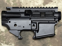 CMMG MOD4SA STRIPPED LOWER RECEIVER