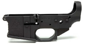 Black Rain Ordnance Upper and Lower AR-15 Receivers
