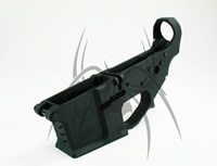 Spike's Tactical Biohazard Billet Lower and Upper